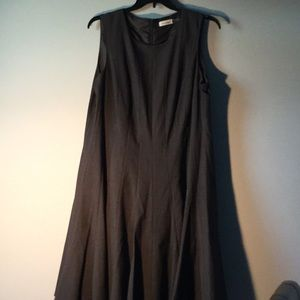 18w grey dress